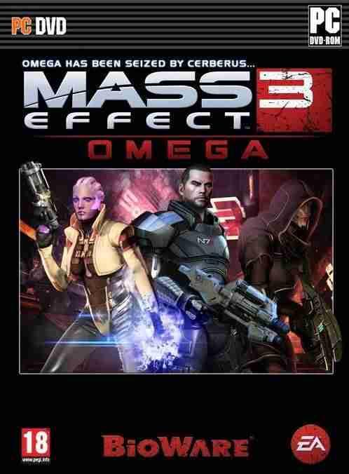 Descargar Mass Effect 3 OMEGA [MULTI][DLC][CRACKED] por Torrent